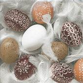 Bild: Paper + Design Servietten Sorbian Eggs