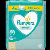 Bild: Pampers Feuchte Tücher Sensitive XXL Pack