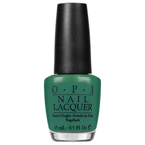 Bild: O.P.I Nail Lacquer jade is the new black