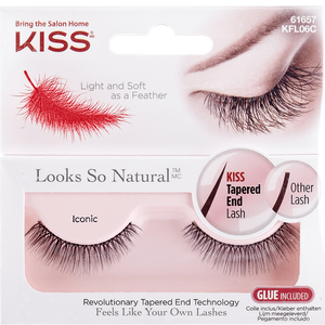 Bild: KISS Looks So Natural Lashes Iconic