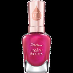 Bild: Sally Hansen Color Therapy Nagellack rosy glow