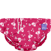 Bild: bambino mio Schwimmwindel Flamingo Pink 2+ Jahre