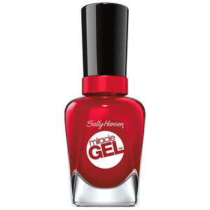 Bild: Sally Hansen Miracle Gel Nagellack rhapsody red