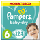 Bild: Pampers Baby Dry Gr.6 Extra Large 13-18kg MonatsBox