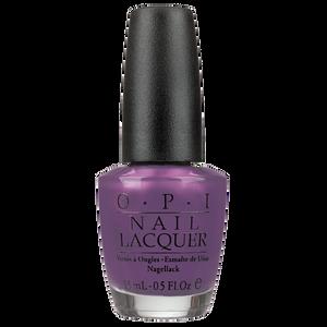 Bild: O.P.I Nail Lacquer purple with a purpose