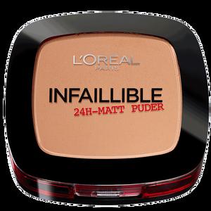 Bild: L'ORÉAL PARIS Infaillible 24H Compact Powder warm sand
