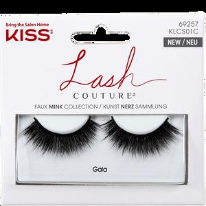 Bild: KISS Lash Couture faux mink Wimpern Gala