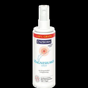 Bild: ENZBORN Magnesiumöl Spray