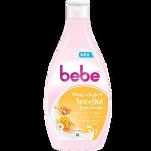 Bild: bebe Honig & Joghurt Smoothie Body Lotion