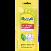 Bild: Burgit Footcare 3 in 1 Fusspeeling