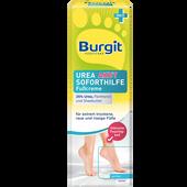 Bild: Burgit Footcare Urea Akut Soforthilfe Fußcreme