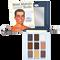 Bild: theBalm Meet Matte Nude Eyeshadow