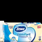 Bild: Zewa Comfort Das klassisch Gelbe Toilettenpapier