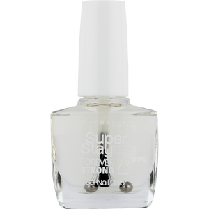 Bild: MAYBELLINE Superstay 7 Days Nagellack crystal clear