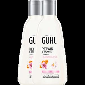 Bild: GUHL Repair & Balance Shampoo Duopack