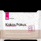 Bild: BI HOME Feuchtes Toilettenpapier Kokos