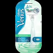 Bild: Gillette Venus Extra Smooth sensitive Rasierer