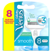 Bild: Gillette Venus Skin Elixir sensitive smooth Klingen Vorteilspack