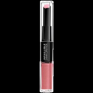 Bild: L'ORÉAL PARIS Infaillible Lippenstift rose