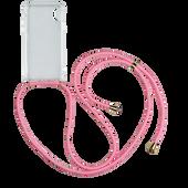 Bild: LOOK BY BIPA Handykette rosa für Iphone 10