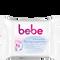 Bild: bebe Young Care 5 in 1 erfrischende Reinigungstücher