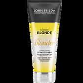 Bild: JOHN FRIEDA Sheer Blonde Go Blonder aufhellendes Shampoo