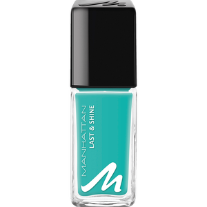 Bild: MANHATTAN Last & Shine Nagellack roll in the grass