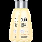 Bild: GUHL Farbglanz Blond Shampoo Duopack