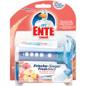 Bild: WC-Ente Frische-Siegel Blüten-Oase