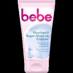 Bild: bebe Young Care Waschgel & Augenmake-up Entferner