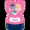 Bild: Bübchen Shampoo und Spülung mit Zauberglanz