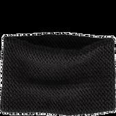 Bild: LOOK BY BIPA Strickstirnband breit schwarz