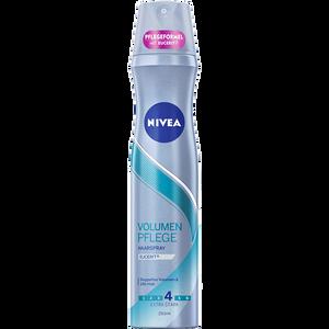 Bild: NIVEA Volumen Kraft & Pflege Haarspray
