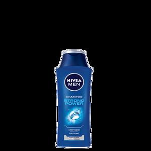 Bild: NIVEA MEN Strong Power Shampoo Mini