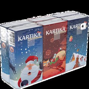 Bild: KARTIKA Taschentücher Weihnachten