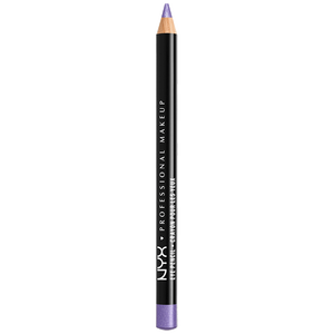 Bild: NYX Professional Make-up Slim Eye Pencil lavendar glitter