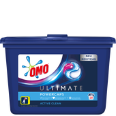 Bild: OMO Ultimate Power Caps Waschmittel Active Clean