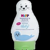 Bild: HiPP Babysanft Shampoo & Dusche sensitiv