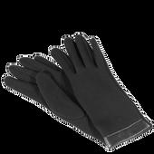 Bild: LOOK BY BIPA Handschuh schwarz mit PU-Einsatz