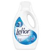 Bild: Lenor 2in1 Vollwaschmittel flüssig Aprilfrisch
