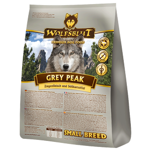 Bild: Wolfsblut Grey Peak Small Breed