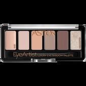 Bild: ASTOR Eye Artist Luxury Eyeshadow Palette