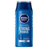 Bild: NIVEA MEN Strong Power Pflegeshampoo