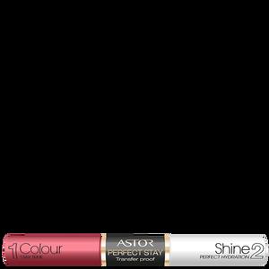 Bild: ASTOR Perfect Stay Transfer Proof Lippenstift sensual nude