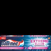 Bild: Odol-med3 Zahncreme Extreme clean Tiefenreinigung
