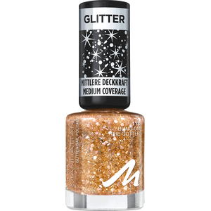 Bild: MANHATTAN Glitter Nail Polish 113 bling on the glitter