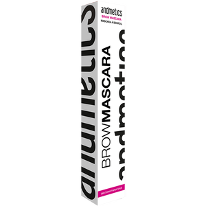 Bild: andmetics Brow Mascara dark brown