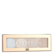 Bild: L'ORÉAL PARIS La Vie En Glow Highlighting Powder Palette
