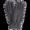 Bild: LOOK BY BIPA Handschuhe mit Knopfmuster grau