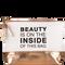 Bild: LOOK BY BIPA Beauty is on the inside Canvasbag